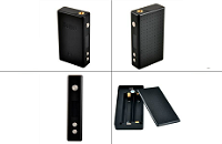 KIT - Cloupor GT 80W TC ( Black ) image 2
