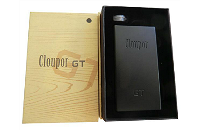 KIT - Cloupor GT 80W TC ( Black ) image 1