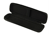 VAPING ACCESSORIES - Thin Zipper Carry Case ( Black ) image 2