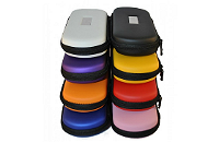 VAPING ACCESSORIES - Medium Size Zipper Carry Case ( Pink ) image 1