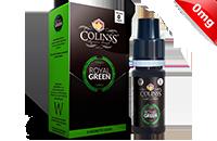 10ml ROYAL GREEN 0mg eLiquid (Tobacco & Mint) - eLiquid by Colins's image 1