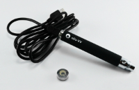 KIT - Janty eGo C VV 900mAh with Kuwako E-Pipe Extension (Double Kit - Variable Voltage - Black) image 7