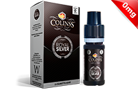10ml ROYAL SILVER 0mg eLiquid (Virginia & Burley) - eLiquid by Colins's image 1