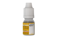 10ml SCOTT / CREAMY SWEET TOBACCO 8mg eLiquid (With Nicotine, Low) - eLiquid by Elit Italia image 1