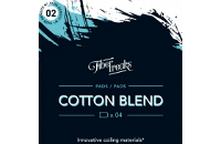 VAPING ACCESSORIES - Fiber Freaks Cotton Blend No: 2 Density Wick image 1