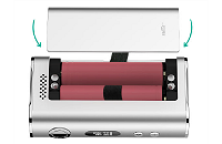 KIT - Eleaf iStick Sub Ohm 100W - Dual 18650 VV/VW ( Black ) image 6