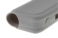 VAPING ACCESSORIES - IPV4 / IPV4 S Protective Silicone Sleeve ( Grey ) image 2
