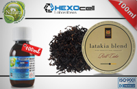 100ml LATAKIA 9mg eLiquid (With Nicotine, Medium) - Natura eLiquid by HEXOcell image 1