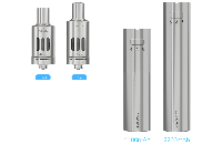 KIT - Joyetech eGo ONE CT 1100mAh Constant Temperature Kit ( Stainless )  image 6