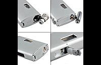 KIT - Joyetech eGrip OLED CL 30W VV/VW ( Stainless ) image 4