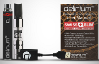 KIT - delirium Swiss & Slim V2 ( Single Kit - Black ) image 5