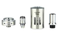 ATOMIZER - Joyetech eGo ONE Mega VT Full Kit ( Stainless ) image 4