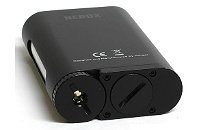 KIT - Kanger NEBOX 60W Temperature Control Box Mod ( Black ) image 4