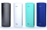 VAPING ACCESSORIES - Eleaf iStick 60W TC Battery Cover (Cyan) image 1