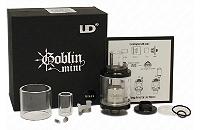 ATOMIZER - UD Goblin Mini RTA Rebuildable Tank Atomizer (Black) image 1