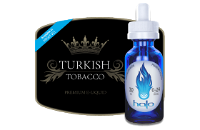 30ml TURKISH 12mg eLiquid (With Nicotine, Medium) - eLiquid by Halo image 1
