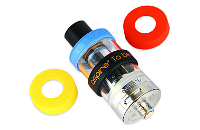 ATOMIZER - ASPIRE Cleito 70W 0.2Ω No-Chimney Clearomizer ( Stainless ) image 6