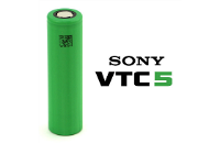BATTERY - Sony VTC5 High Drain 18650 Battery ( Flat Top ) image 1
