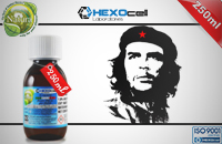 250ml CUBAN SUPREME 9mg eLiquid (With Nicotine, Medium) - Natura eLiquid by HEXOcell image 1