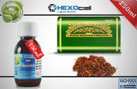 250ml VIRGINIA 9mg eLiquid (With Nicotine, Medium) - Natura eLiquid by HEXOcell image 1