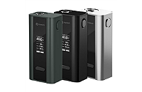 KIT - Joyetech CUBOID 150W - 200W TCR Box Mod ( Black ) image 1