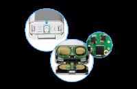 KIT - Joyetech CUBOID 150W - 200W TCR Box Mod ( Silver ) image 6