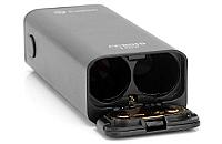 KIT - Joyetech CUBOID 150W - 200W TCR Box Mod ( Silver ) image 5