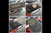 KIT - Council of Vapor TRIDENT Ni200 TC 60W Box Mod ( Black ) image 6