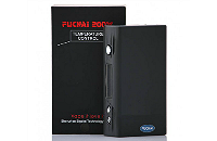 KIT - Sigelei FUCHAI 200W TC Box Mod ( Black ) image 1