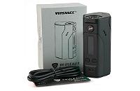 KIT - Wismec REULEAUX RX200 200W TC Mod ( Black ) image 1