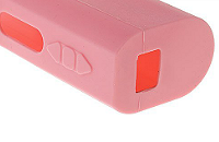 VAPING ACCESSORIES - Eleaf iStick 40W TC Protective Silicone Sleeve ( Pink ) image 3