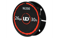 VAPING ACCESSORIES - UD 26 Gauge Ni200 Wire ( 30ft / 9.15m ) image 1