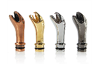 VAPING ACCESSORIES - 510 Drip Tip ( Snake Head ) image 1