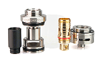 ATOMIZER - VAPORESSO Target cCell No-Wick Ceramic Coil Atomizer (Silver) image 5