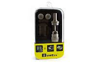 ATOMIZER - UWELL Crown TC Capable Sub Ohm Tank ( Stainless ) image 1