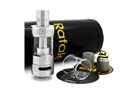 ATOMIZER - UWELL Rafale TC Capable Sub Ohm Tank ( Stainless ) image 1