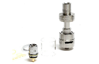 ATOMIZER - UWELL Rafale TC Capable Sub Ohm Tank ( Stainless ) image 5
