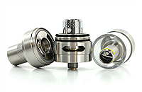 ATOMIZER - UWELL Rafale TC Capable Sub Ohm Tank ( Stainless ) image 6