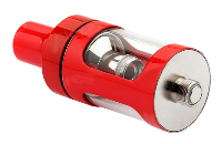 ATOMIZER - JOYETECH CUBIS Cupped TC Clearomizer ( Red ) image 2