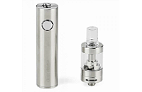 KIT - Eleaf iJust Start Plus Sub Ohm Starter Kit ( Silver ) image 4