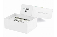 KIT - Eleaf iJust Start Plus Sub Ohm Starter Kit ( Silver ) image 3