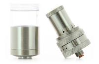 ATOMIZER - eXvape eXpromizer V2.1 RBA/RTA ( Brushed Steel ) image 3