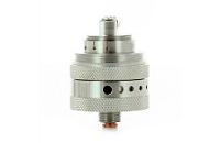 ATOMIZER - eXvape eXpromizer V2.1 RBA/RTA ( Brushed Steel ) image 5
