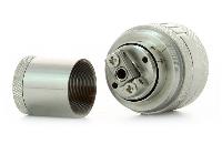 ATOMIZER - eXvape eXpromizer V2.1 RBA/RTA ( Brushed Steel ) image 4