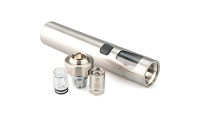 KIT - Joyetech eGo AIO D19 Full Kit ( Stainless ) image 4