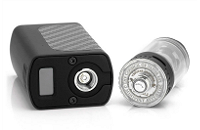 KIT - COUNCIL OF VAPOR Mini Volt 40W Sub Ohm Full Kit ( Black ) image 3