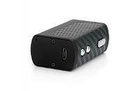 KIT - COUNCIL OF VAPOR Mini Volt 40W Sub Ohm Full Kit ( Black ) image 5