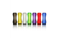 VAPING ACCESSORIES - 510 Plastic Drip Tip ( Yellow ) image 1