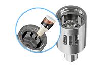 ATOMIZER - JOYETECH eGo ONE 2.5ml TC Capable Sub Ohm Atomizer ( Black ) image 5