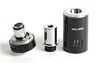 ATOMIZER - JOYETECH eGo ONE 2.5ml TC Capable Sub Ohm Atomizer ( Black ) image 4